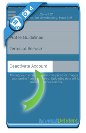 delete u2nite account 4