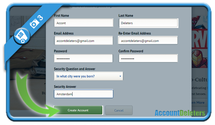 create bn account 3