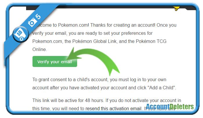 create pokemon trainer club account 5