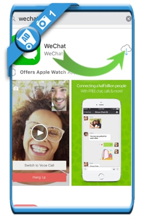 create wechat account 1