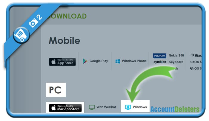 wechat install pc 2