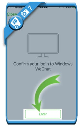 wechat install pc 7