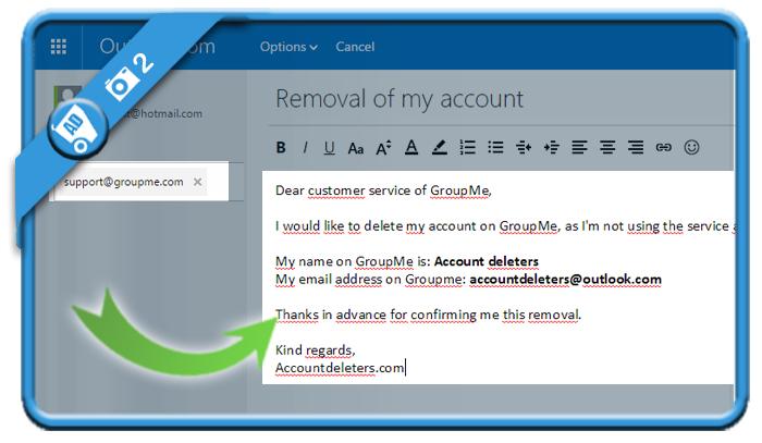 delete groupme account 2