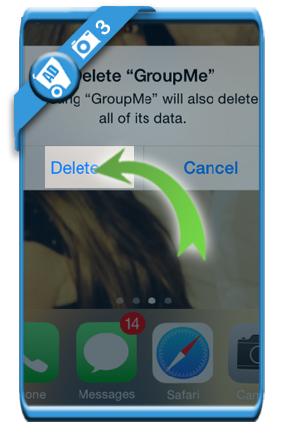 delete groupme account 3