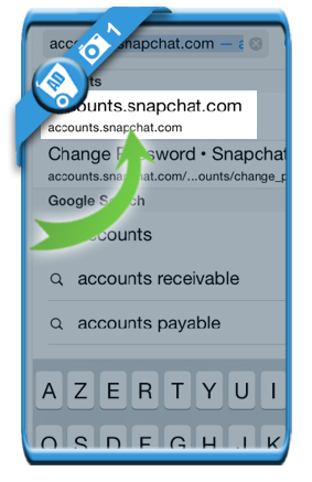 delete snapchat account 1