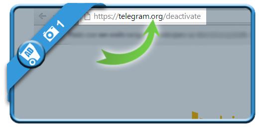 delete telegram account 1