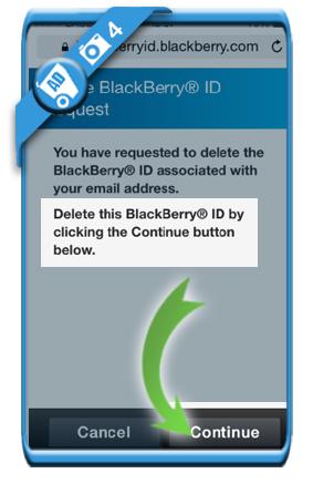 delete bbm account 4