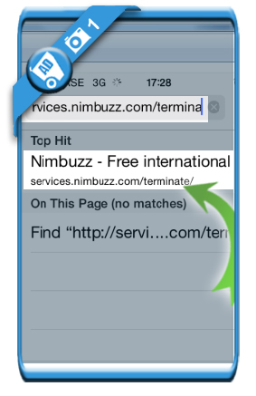 delete nimbuzz account 1