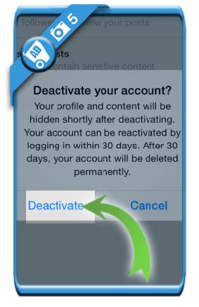 delete vine account 5