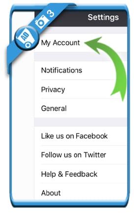 delete wechat account 3