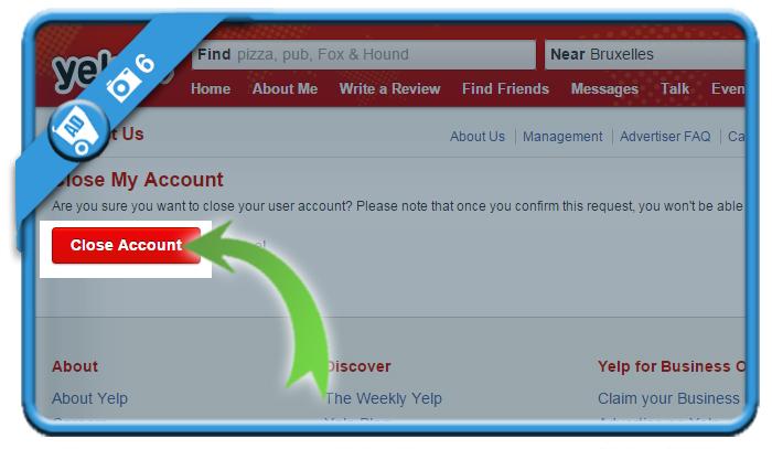 delete yelp account 6