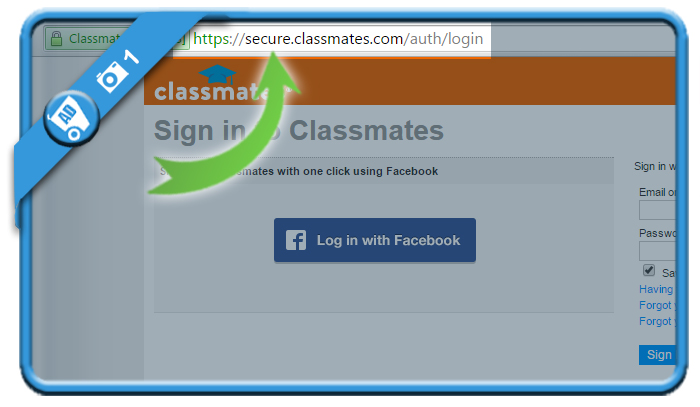 delete classmates account 1