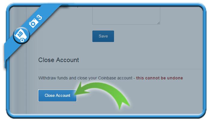 delete coinbase account 3