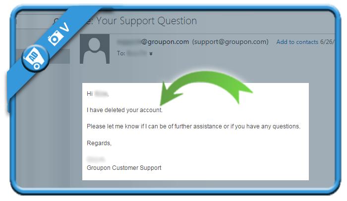 delete groupn account 5