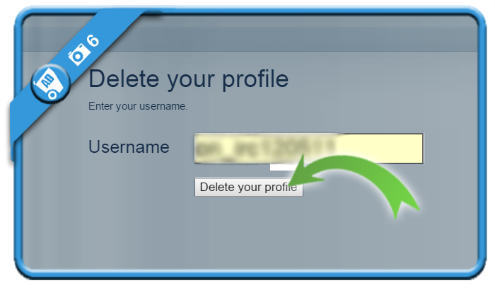 delete mamba account 6
