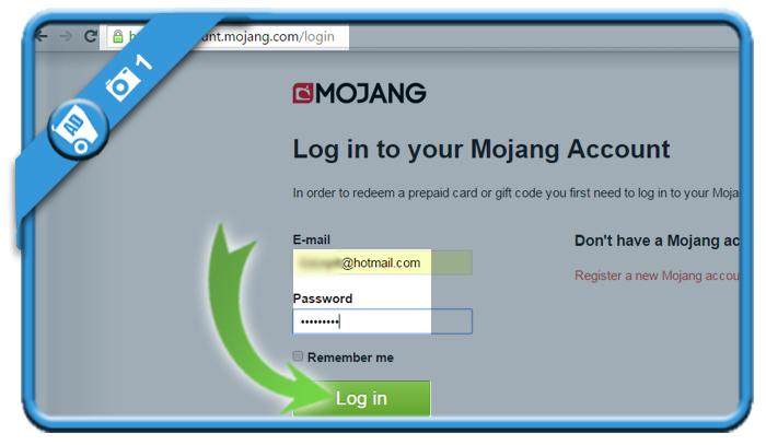 delete mojang account 1