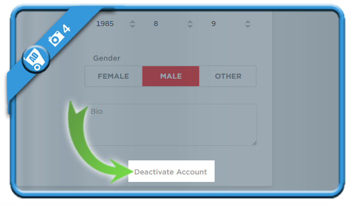 delete quizup account 4