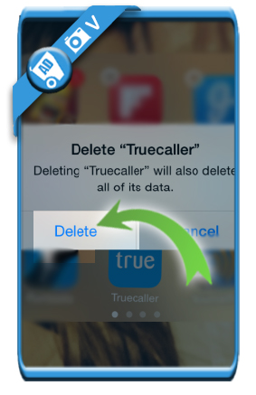 delete truecaller account 6