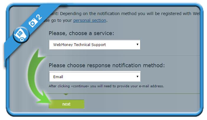 delete webmoney account 2