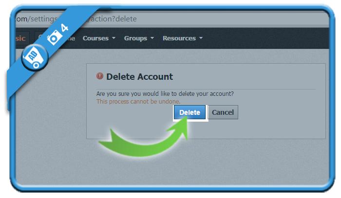delete schoology account 4
