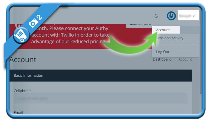 delete authy account 2