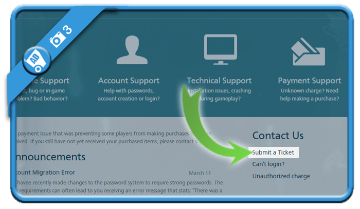 delete ncsoft account 3