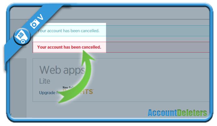 delete newrelic account 7