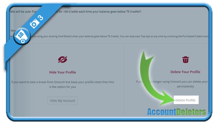 delete smooch account 3