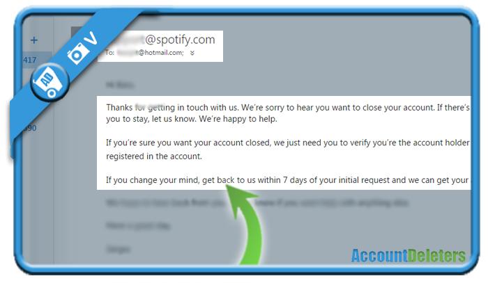 delete spotify account 9