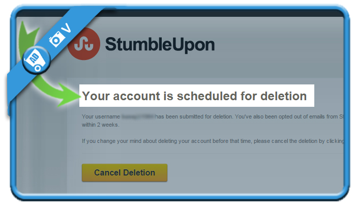 delete stumbleupon account 6