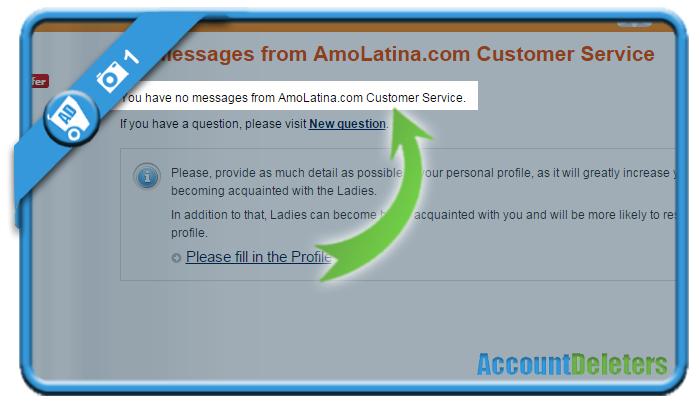 delete amolatina account 1