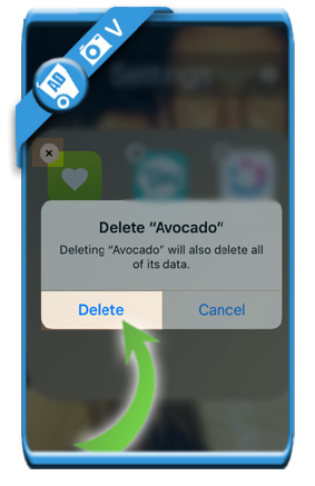delete avocado account 5