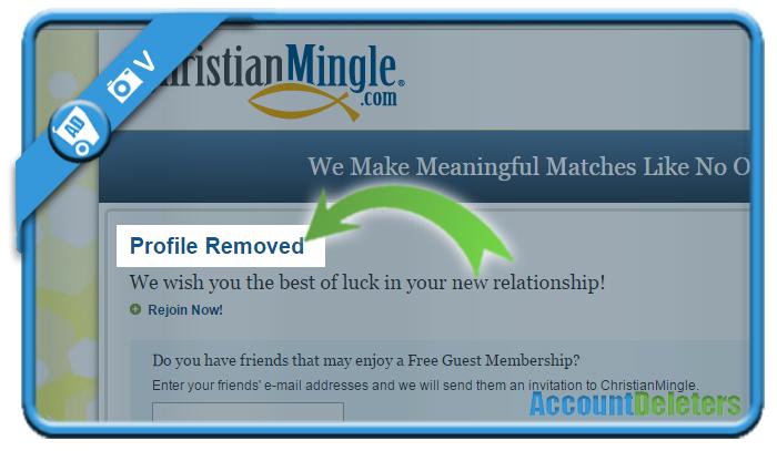 delete christian mingle account 5