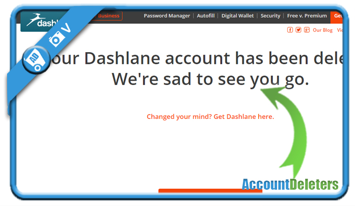 delete dashlane account 5