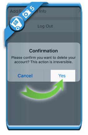 delete trusper account 5