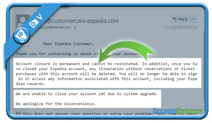 delete expedia account 6