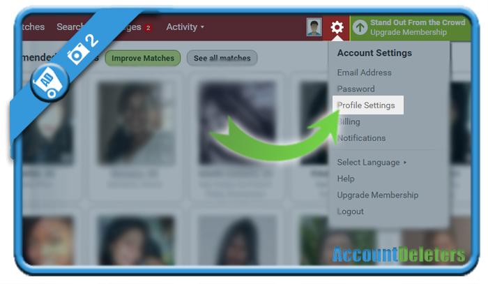 delete latinamericancupid account 2