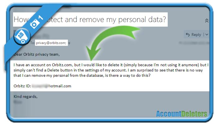 delete orbitz account 1