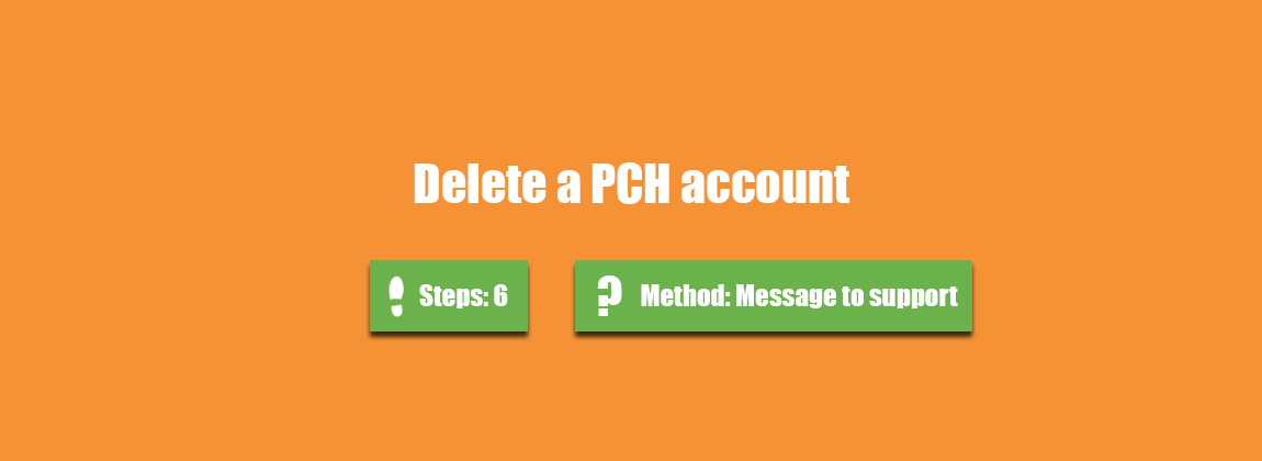 my publisher clearing house account how to delete my pch account accountdeleters 7322