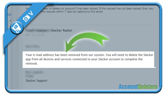 delete slacker account 2