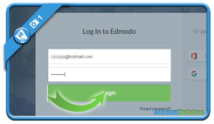 delete edmodo account 1
