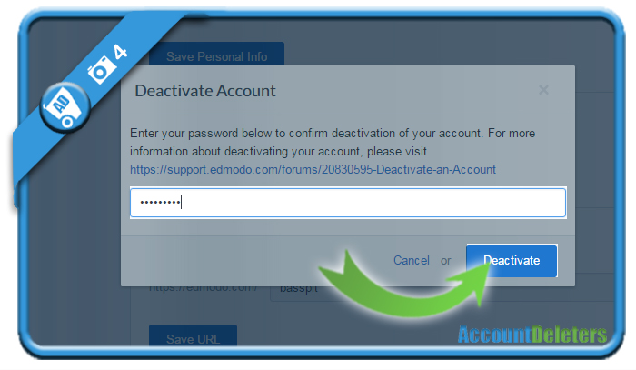 delete edmodo account 4