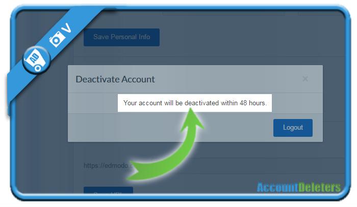 delete edmodo account 5