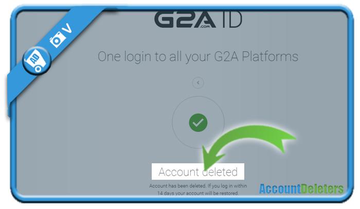 delete g2a account 8