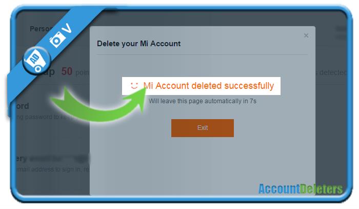 delete mi account 6