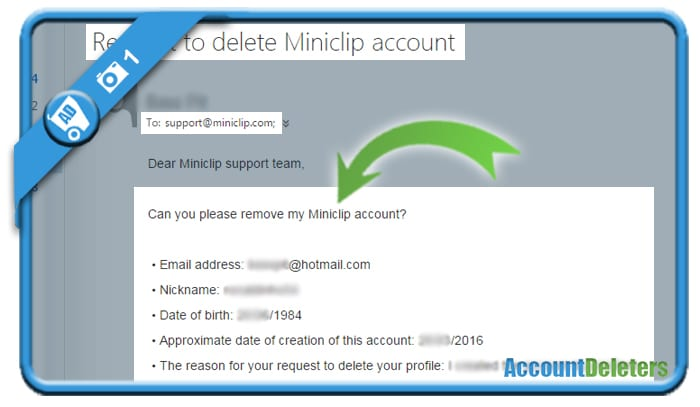 delete miniclip account 1