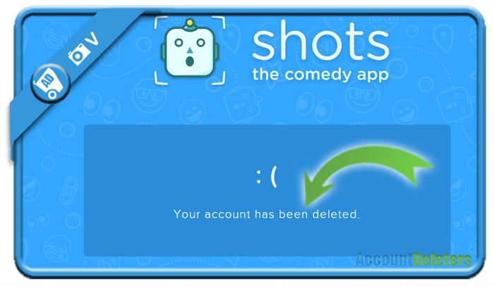 delete shots account 4