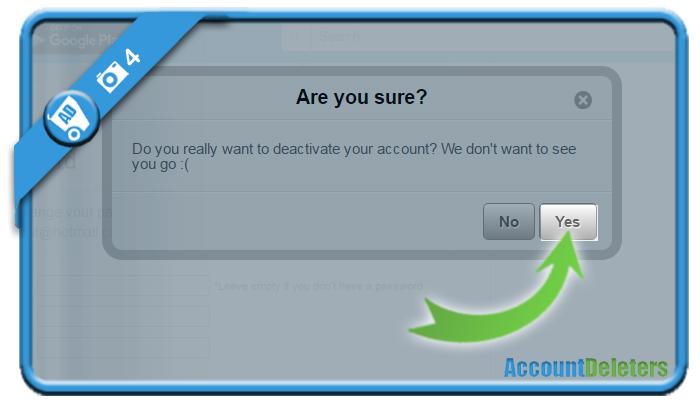 delete wish account 4