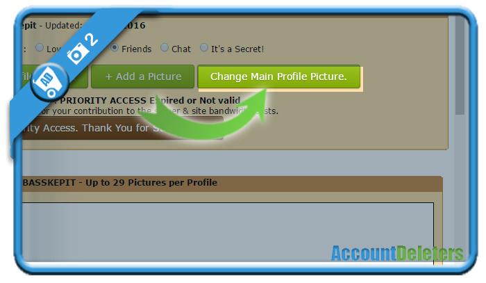 delete bear411 account 2