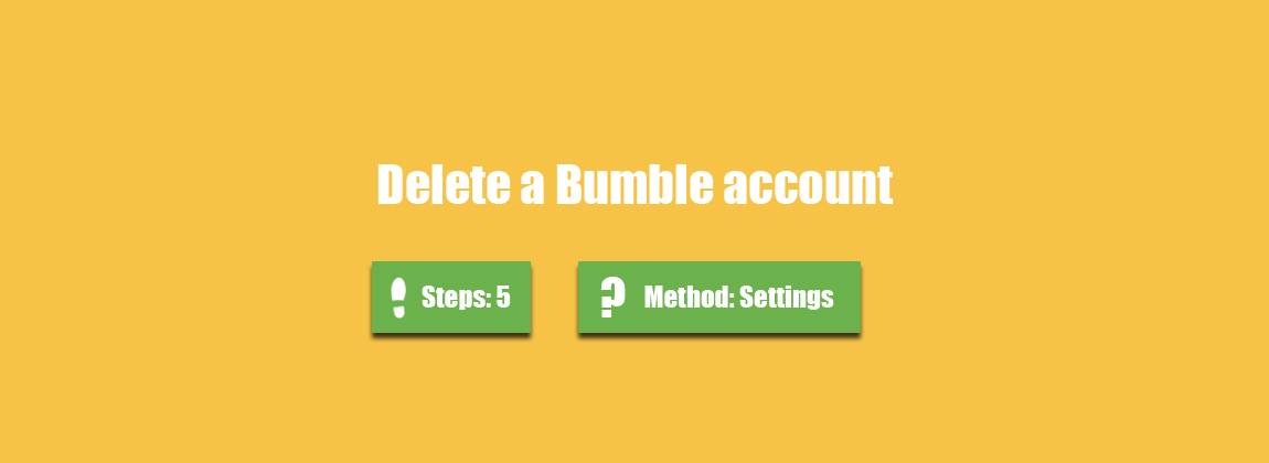 delete bumble account 0 - AccountDeleters